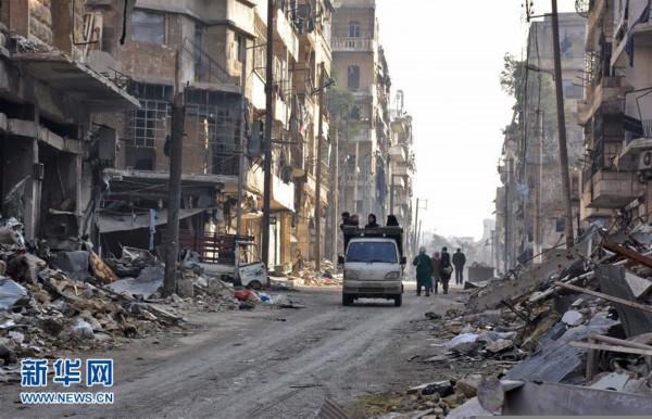 叙利亚又现袭击血案 126人死亡血腥场景触目惊心