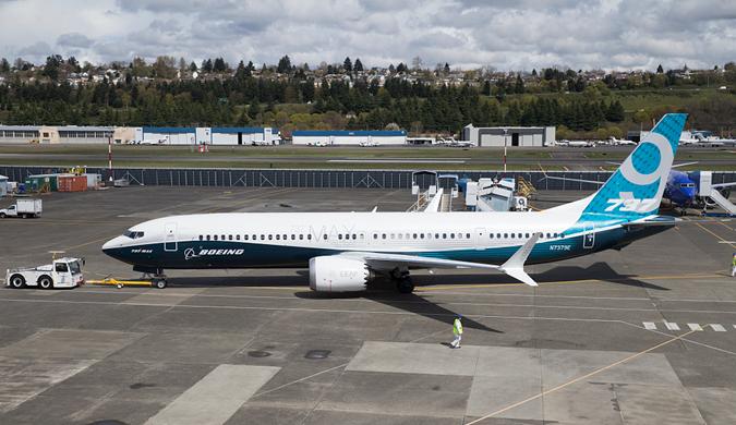 美国:波音737 MAX 9喷气式客机首次试飞成功