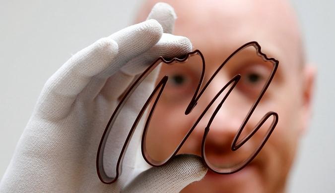 比利时:巧克力也能3D打印?造型百变细节精致