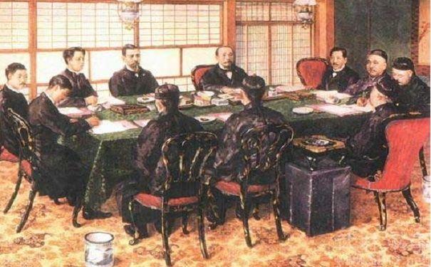 重温122年前签订马关条约 理清一深层次问题