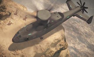 未来高速直升机怎么打仗?3D动画给你答案