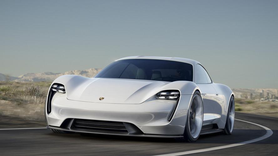 保时捷Mission E将与宾利EXP共享电动车平台