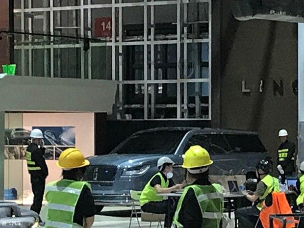 2017上海车展探馆:林肯新领航员概念车
