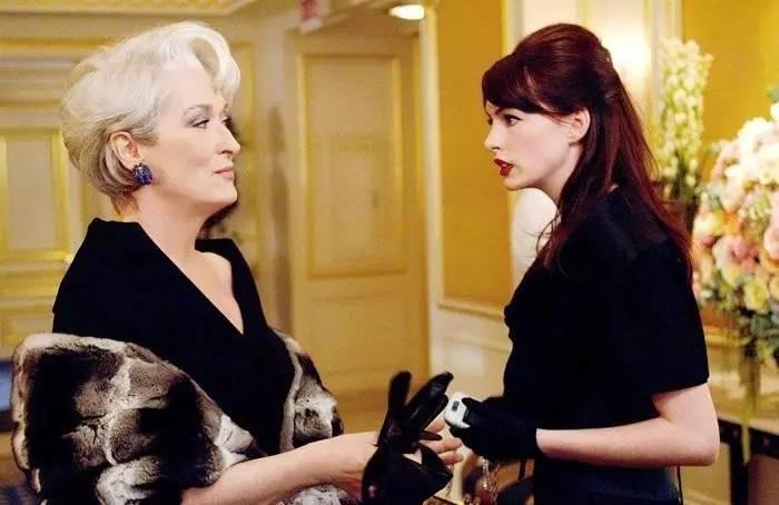 事就是现实版 穿Prada女魔头 ,比安妮 海瑟薇还传奇图片