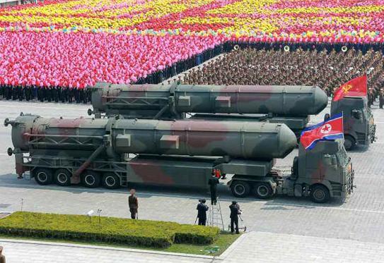 朝方:将在需要时进行核试 美国使战争随时爆发