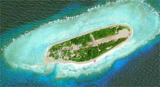 台派特等射手进驻太平岛 有人建议部署防空导弹