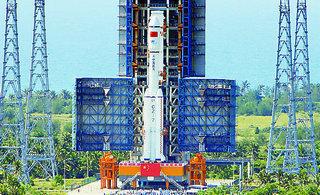 中国即将发射现役世界最大货运飞船