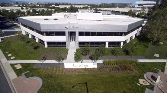 乐视被曝已出售加州美国总部 回应:那是租的楼