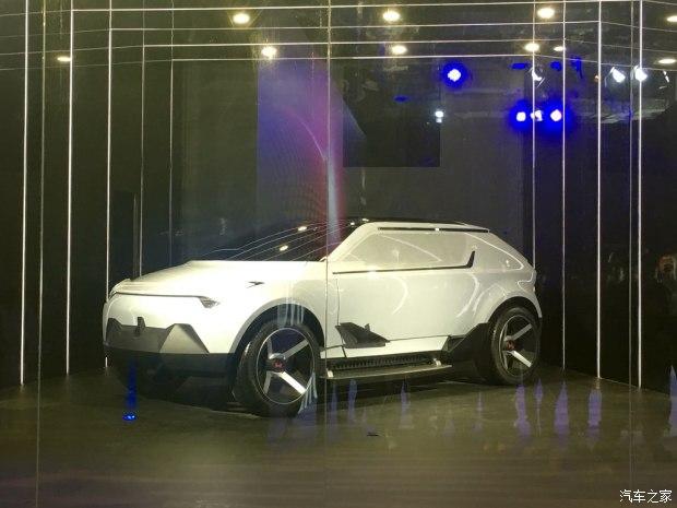 4月19日公开亮相 威马AG2020概念车发布