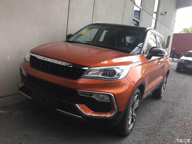 2017上海车展探馆:猎豹全新SUV CS9