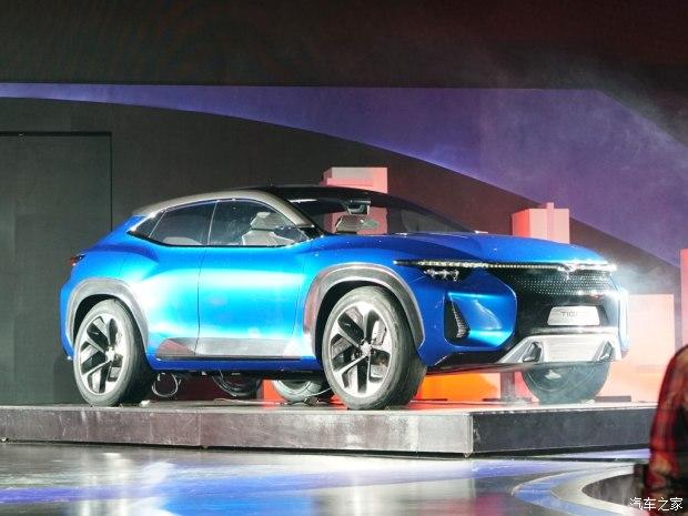 填补产品空白 瑞虎轿跑SUV概念车首发