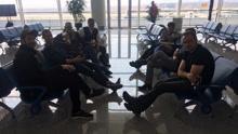 """""""北京下雪""""多国记者滞留朝鲜机场"""