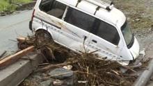 强降雨致陕西白河2万余人受灾