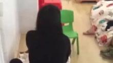 幼儿园老师虐压五岁午休男童 园方:小事情