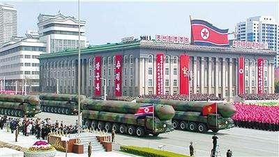 朝鲜称将继续导弹试射:美国想怎么打都将奉陪
