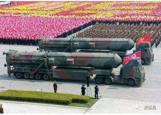 侠客岛:每周每月每年都发射!朝鲜导弹够用吗?