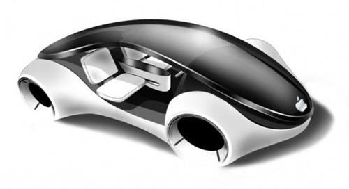 """苹果秘密研发汽车几乎被证实 也是""""软硬一体"""""""