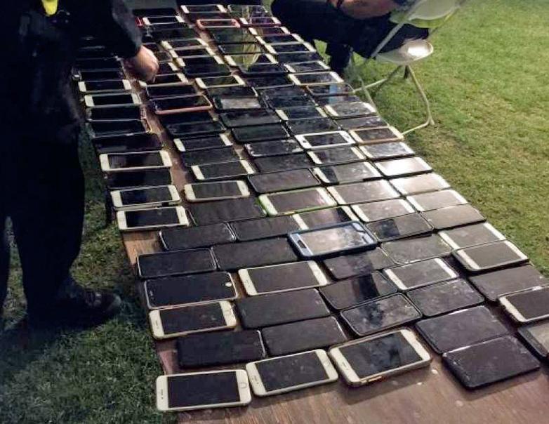 男子盗获130部手机 美警方用iphone内置功能破案