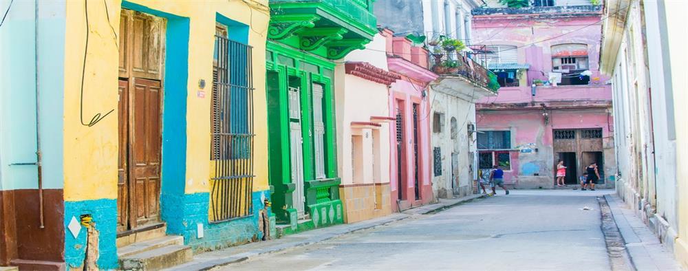 多彩建筑堪比摩洛哥