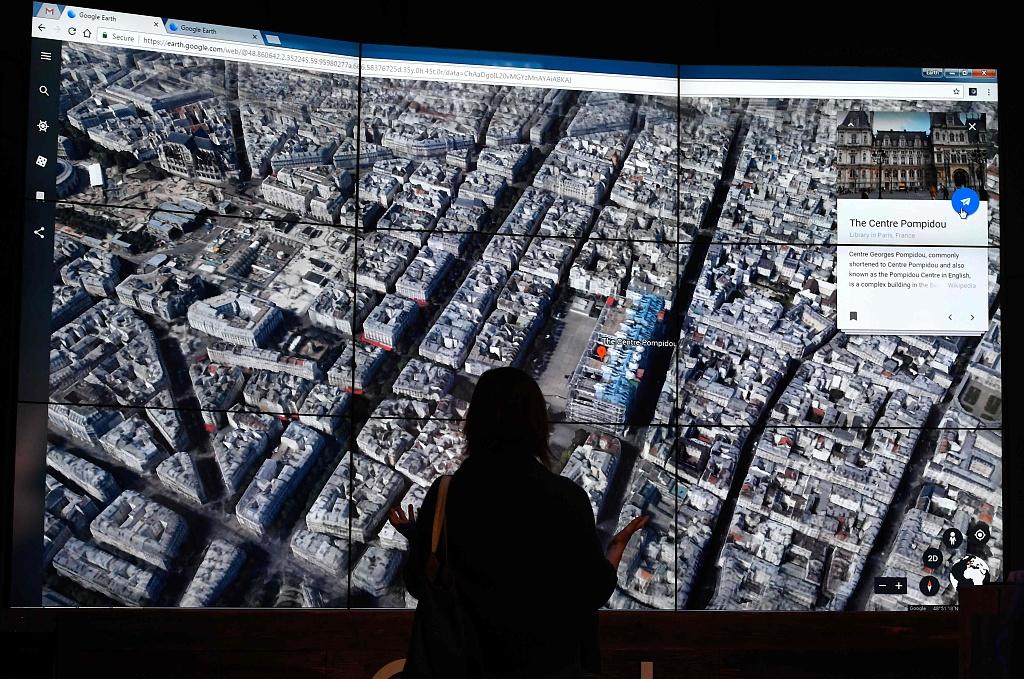 谷歌地球推出修订版地图:增添人工智能