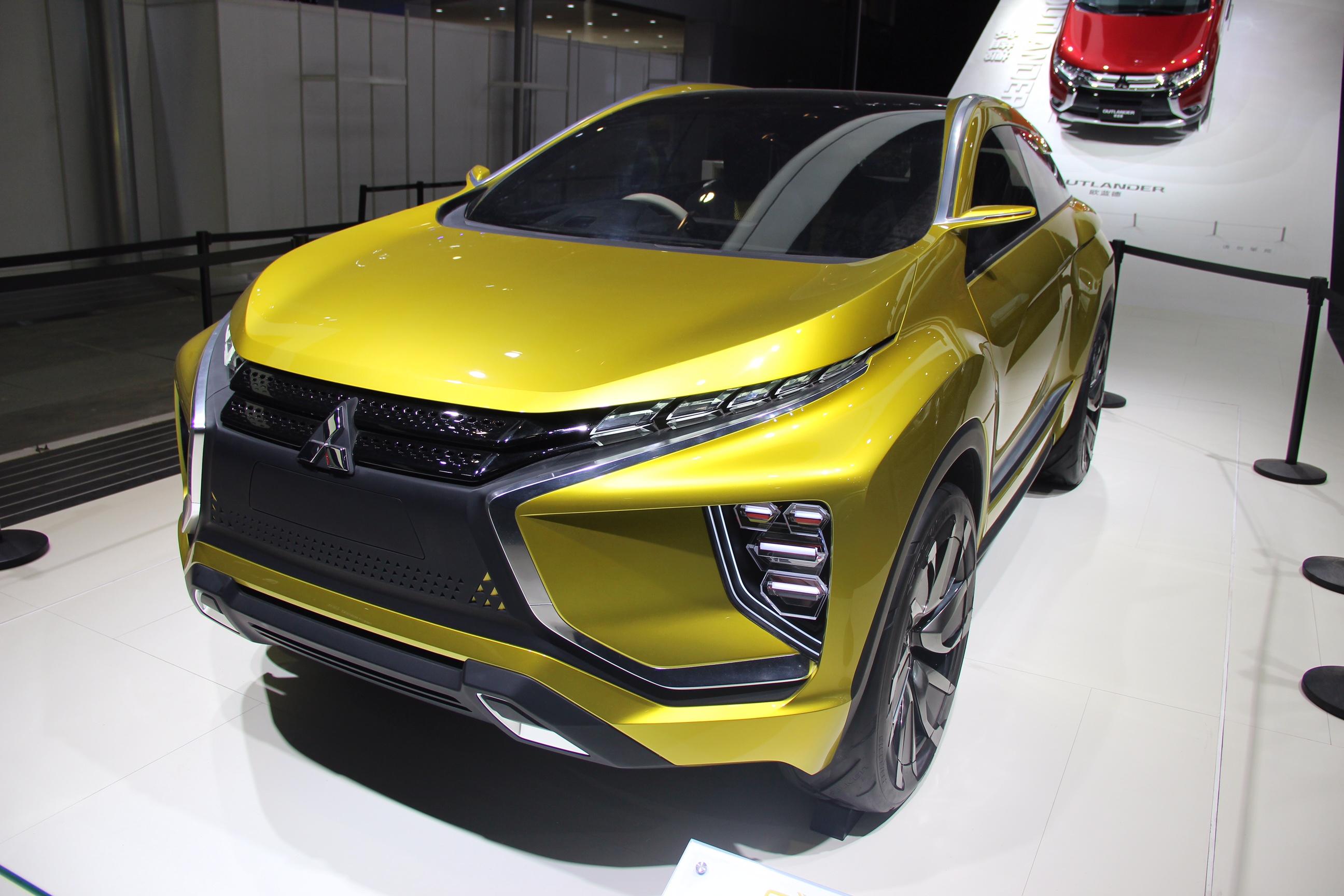 三菱汽车2017年上海国际车展出品概要