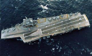 美国之外唯一拥有核动力航母的国家