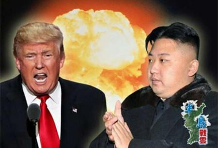 """特朗普说""""并非特别急于""""推动朝鲜无"""