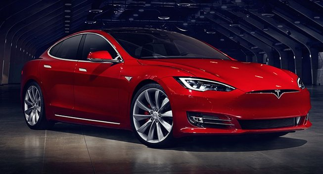 特斯拉在美下调Model S入门级售价 降7500美元