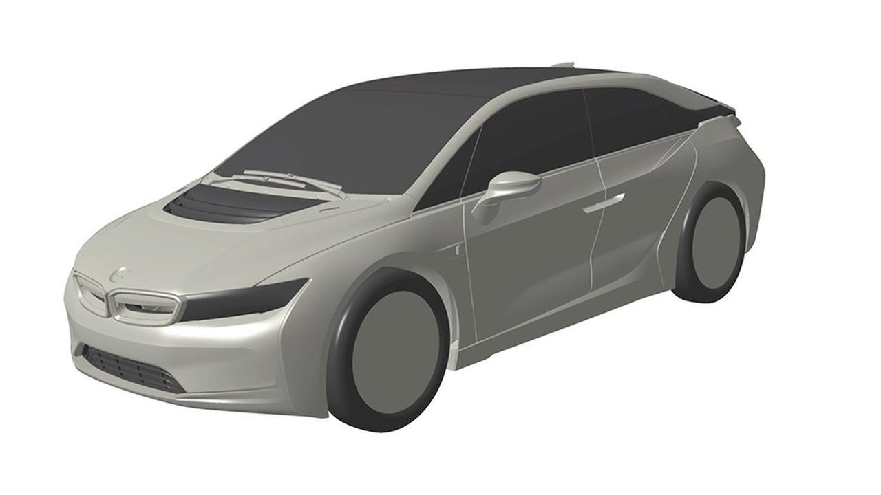 宝马i5 新车传闻再起 续航或可达400公里