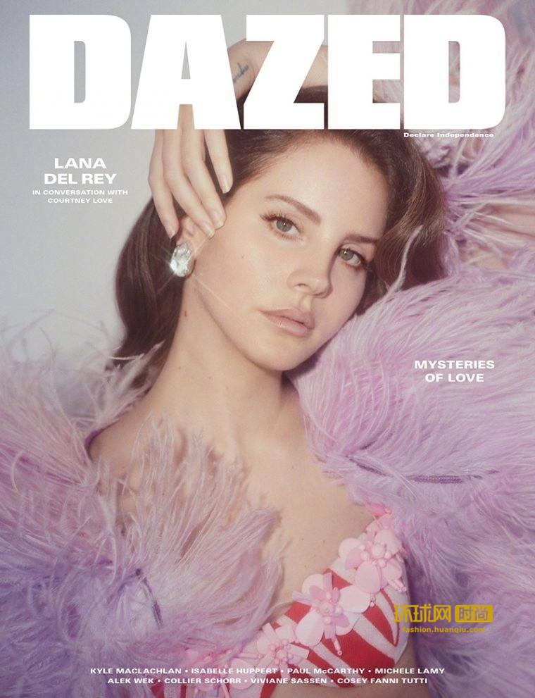 Lana Del Rey 复古慵懒