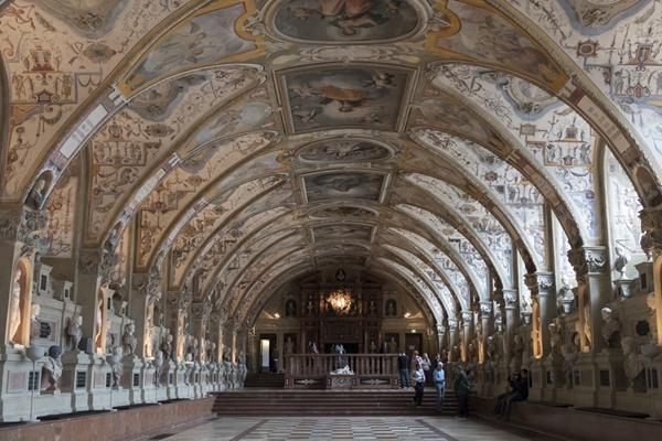 欧洲贵族典范 德国慕尼黑皇宫华丽复古