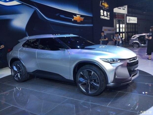 2017上海车展:雪佛兰FNR-X概念车首发
