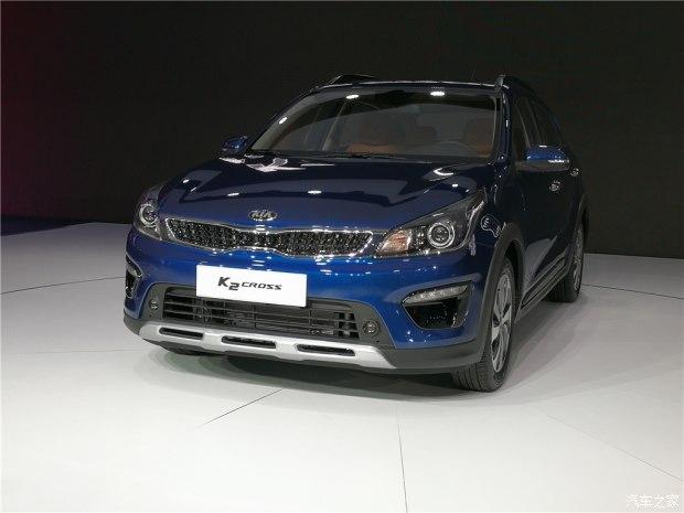 2017上海车展:起亚K2 CROSS正式发布