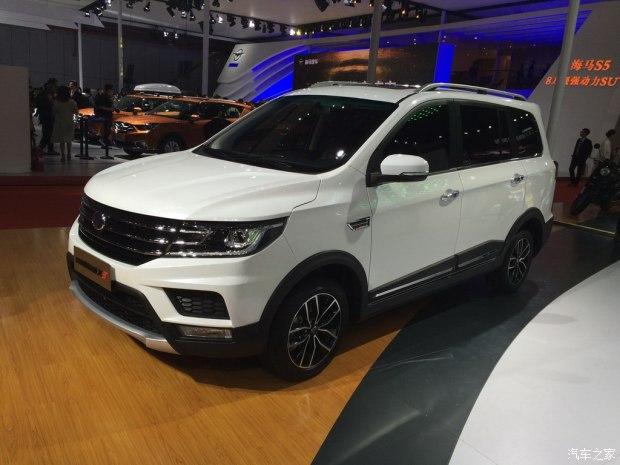 2017上海车展:斯威全新SUV——X3亮相