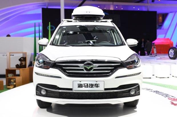 2017上海车展:新款福美来MPV正式发布