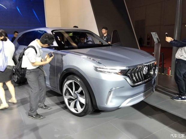2017上海车展:正道K550全球首次发布