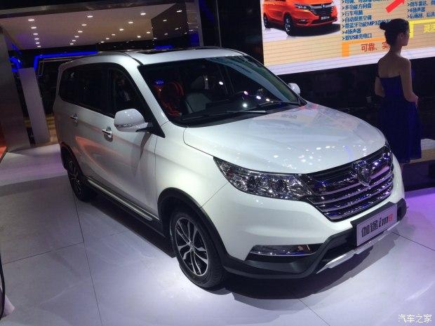 2017上海车展:伽途im8 1.4TGDI亮相