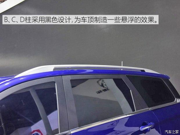 向SUV市场挺进 五菱宏光S3外观实拍