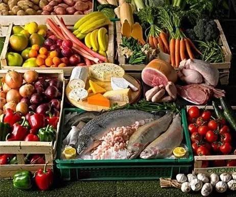 """没有不好的食物,只有错误的搭配!营养专家推荐一日三餐的""""黄金比例"""""""