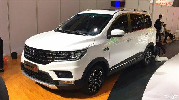 2017上海车展探馆:斯威X3实车曝光