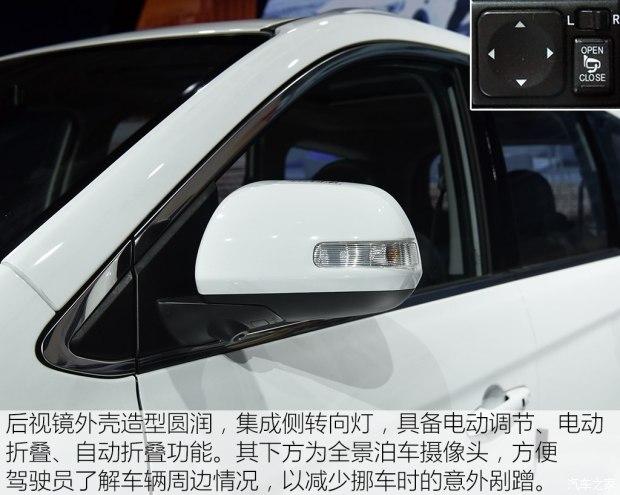 由风行SX6升级而来 体验东风风行景逸X6