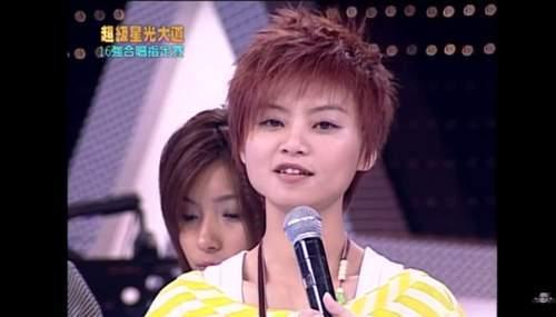 正文  据台湾媒体报道,曾是歌手的安琪是第一届《超级星光大道》选手