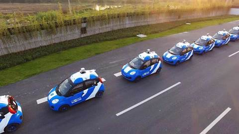 百度宣布7月发布免费汽车自动驾驶平台