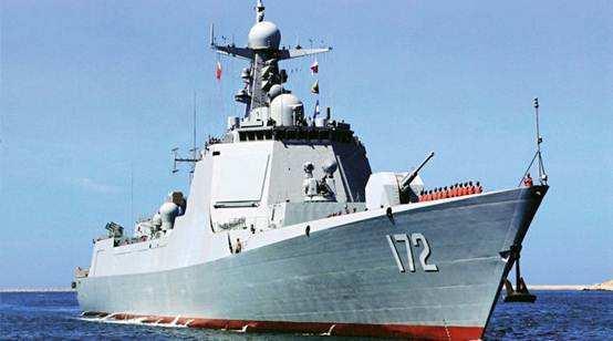 海军主战武器成建制更新换代 三代装备已成骨干