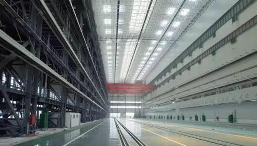 媒体:中国核潜艇工厂罕见曝光 可同时造5至6艘