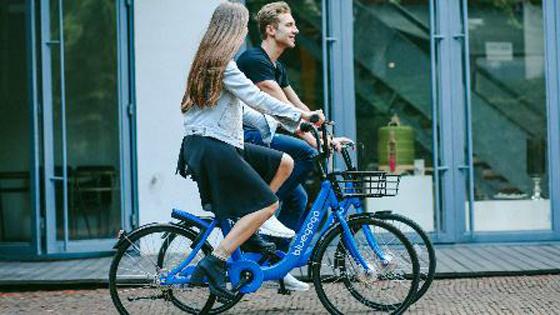 澳媒:中国共享单车井喷 能否走上悉尼街头?