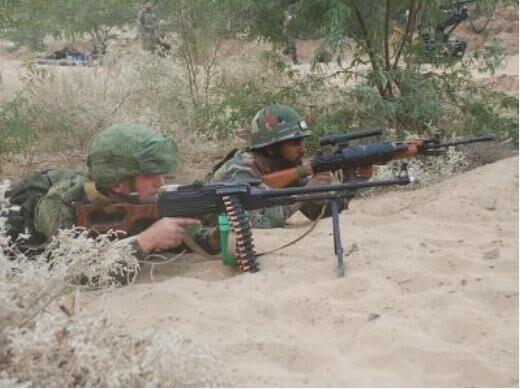印俄将升级联合军演规模 首次有三军联合参演
