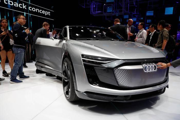 奥迪:未来10年中国高端车市场将增长50%