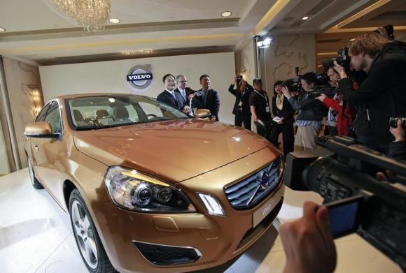 沃尔沃证实将在华投产首款纯电动汽车