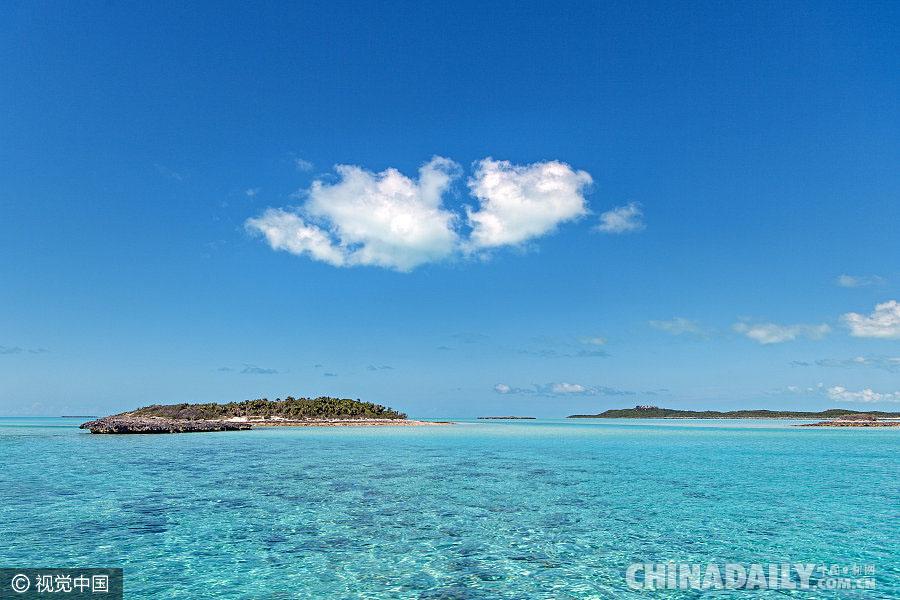 小岛风景迷人.(图片来源:视觉中国)